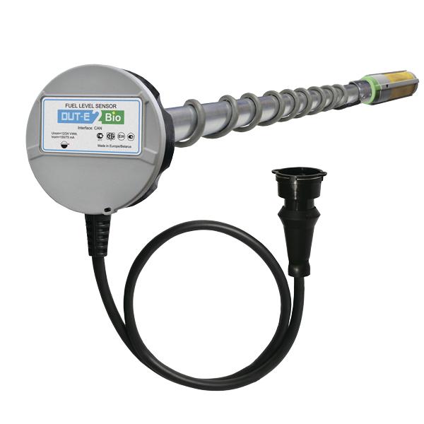 El sensor de nivel de combustible DUT-E 2Bio