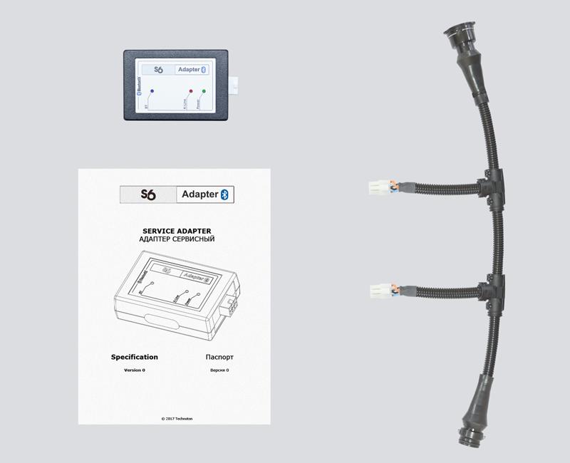 S6 BT adapter