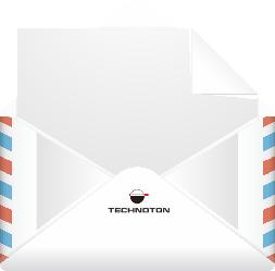 Подписаться на рассылку Technoton