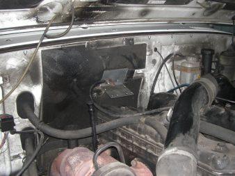 Подготовка места для установки расходомера