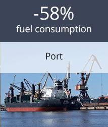 Fuel theft prevention on sea vessels