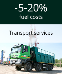Fuel consumption monitoring of machinery and upper equipment