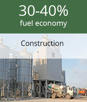 Complex monitoring of special construction equipment fleet