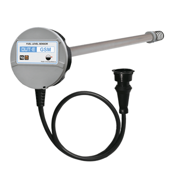 Fuel level sensor with GSM and GPS
