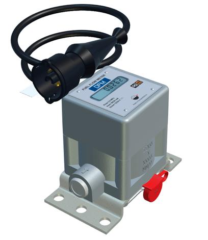 Medidor de flujo de combustible DFM