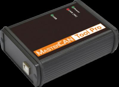 Имитатор-анализатор шины CAN MasterCAN Tool