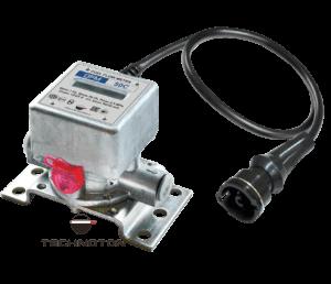 Датчик расхода топлива DFM с дисплеем и кабелем