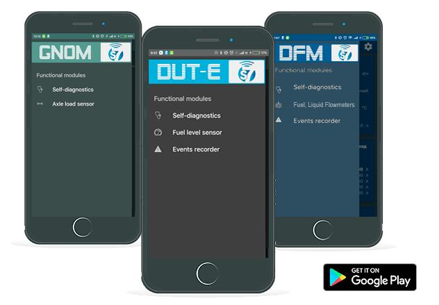 Aplicación móvil para el sistema Android