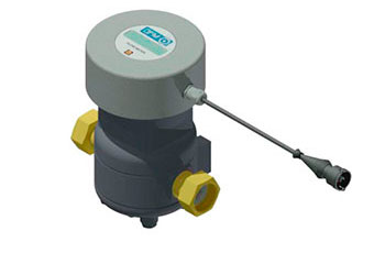 flow meter DFM Industrial 7 K T DFM Industrial 7 CAN T with threaded connection