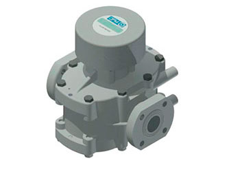 flow meter DFM Industrial 25 C F with flange connection