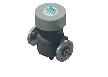 flow meter DFM Industrial 7 C F with flange connection