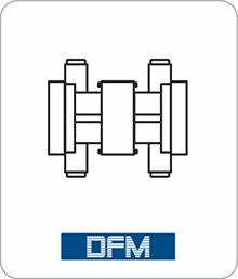 Flow meter DFM