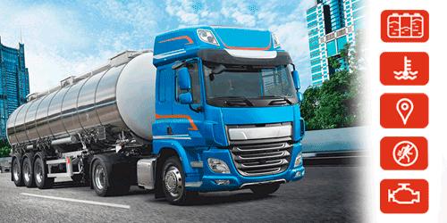 Truck Tanker Monitoring