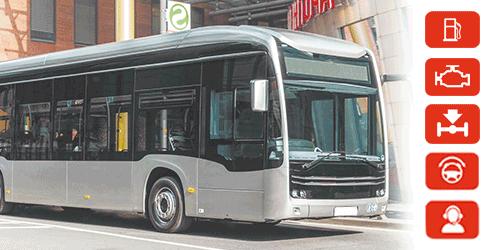 Система мониторинга автобусов