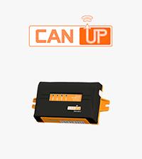 Telematics gateway CANUp