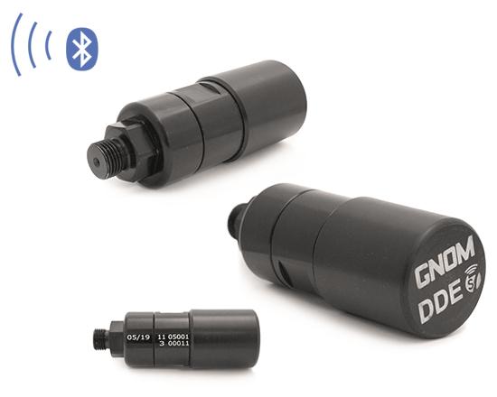 Sensor de carga por eje inalámbrico para suspensión neumática