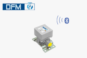 Wireless flow meters