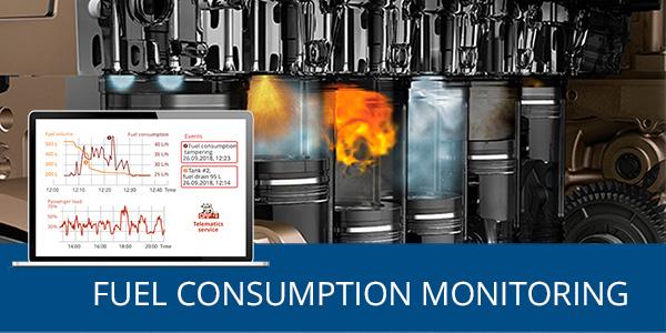fuel consumption monitoring