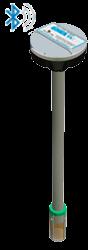 Wireless fuel level sensor