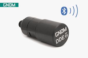 Wireless axle load sensor for air suspension
