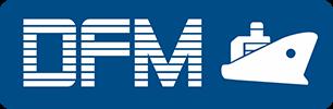 DFM Marine logo