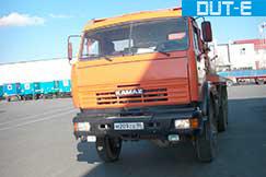 Грузовик КамАЗ 4326
