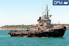 Сoastal vessel