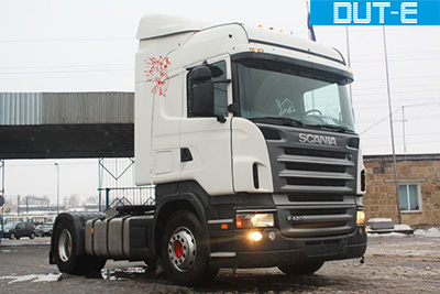 Тягач Scania R420