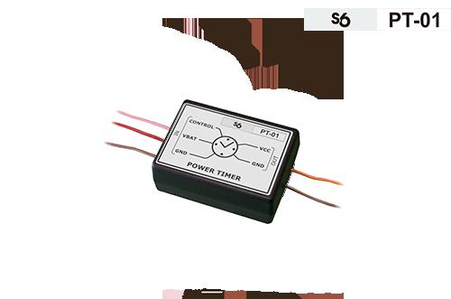 Temporizador de alimentación S6 PT-01