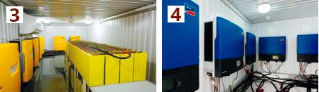 Diesel generator fuel consumption