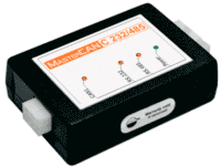 Vehicle data interface (data converter) MasterCAN C 232/485