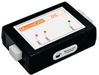 MasterCAN CC vehicle FMS data interface