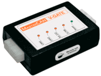 MasterCAN V-GATE data converter (J1939 J1708 interface)