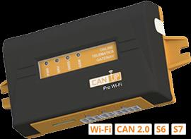 Unidad telemática inteligente CANUp Pro Wi-Fi