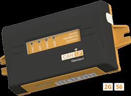 Unidad telemática inteligente CANUp Standard