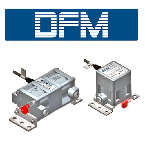 DFM fuel flow meters