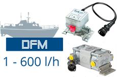 DFM and DFM D fuel flow meters